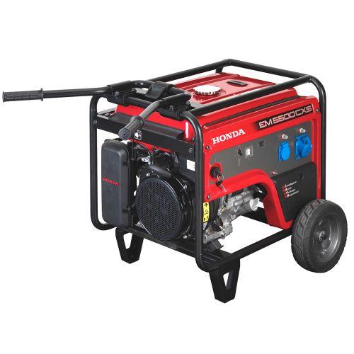Generaattori Honda EM5500 5.0 kVA