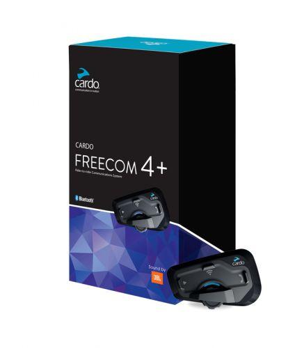 Kypäräpuhelin Cardo Freecom 4+ / JBL