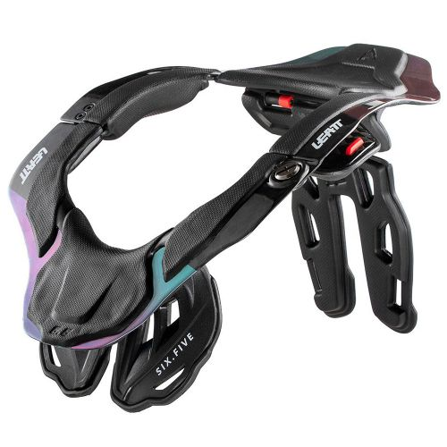 Leatt niskatuki Neck Brace GPX 6.5 Carbon/Hologram