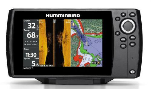 Humminbird HELIX 7X SI GPS G2 kaikuluotain