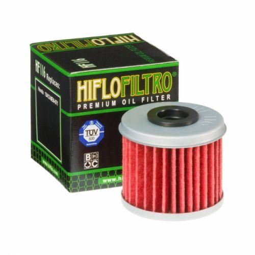 HiFlo öljynsuodatin HF116