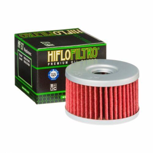 HiFlo öljynsuodatin HF137