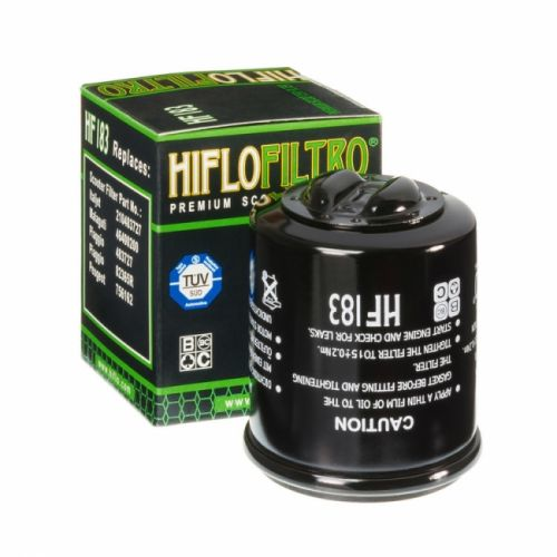 HiFlo öljynsuodatin HF183