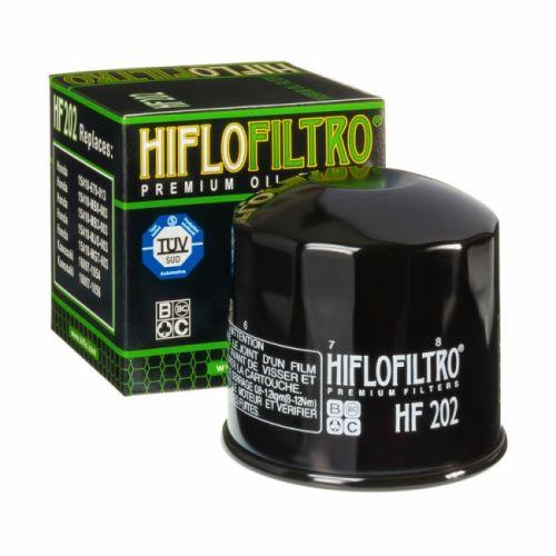 HiFlo öljynsuodatin HF202