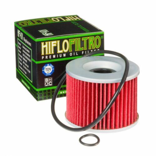 HiFlo öljynsuodatin HF401 (sis.2kpl o-reng.)