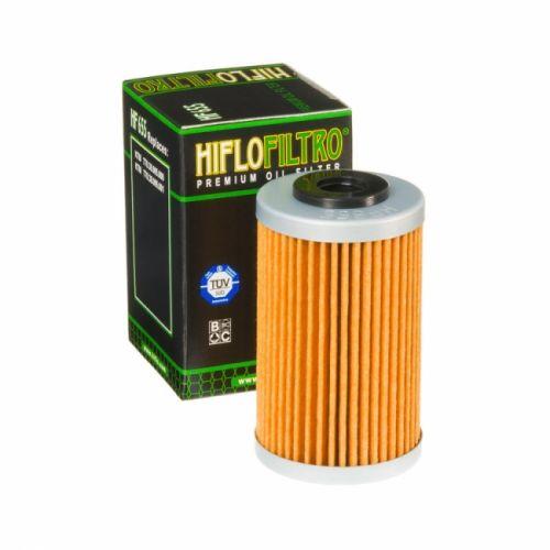 HiFlo öljynsuodatin HF655