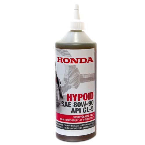 Honda vetopyörästö-öljy Hypoid 80W-90 500 ml