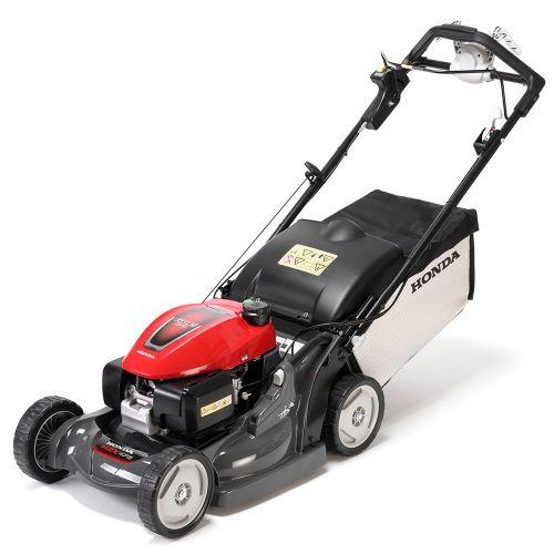 Honda HRX476 VYE vetävä ruohonleikkuri keräävä / silppuava