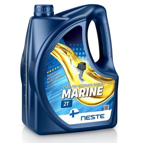 Neste Marine 2T 2-tahtiöljy perämoottoreihin 4 litraa