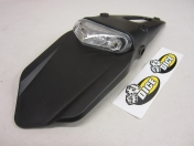 TAIL LIGHT ENDURO LEDCLEAR. LED valollinen takalokarin jatke.