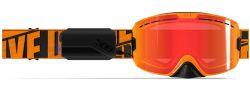 509 Kingpin Ignite Goggle- Particle Orange