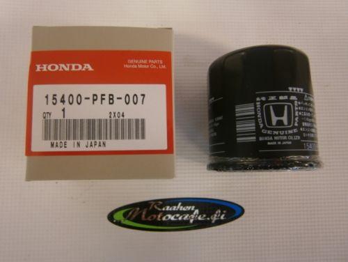 Öljysuodatin Honda 8-60hv moottoreihin 15400-PFB-007 / 15400-PFB-014 / 15400-ZZ3-003