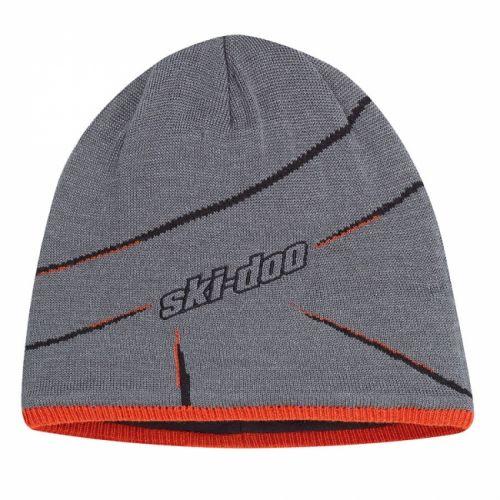 Ski-Doo Racing-pipo, harmaa