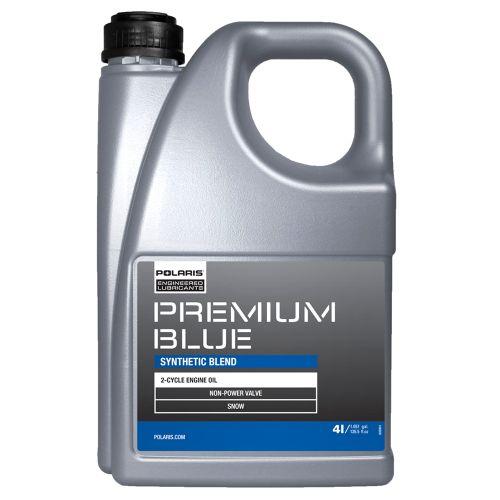 Polaris 2-tahtiöljy Premium Blue 4 litraa