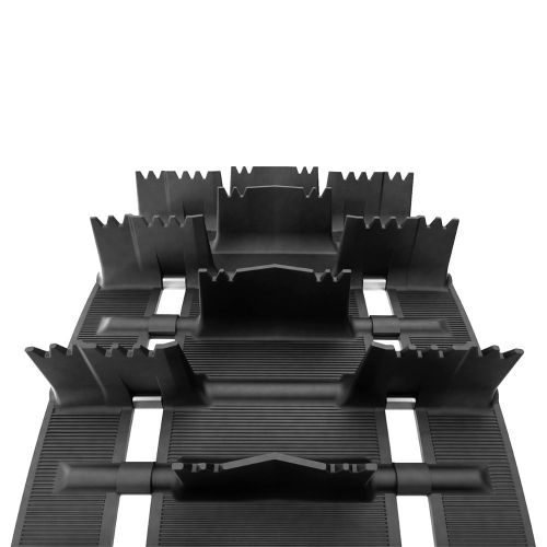 Telamatto 41x371 cm - harja 64 mm - PowderMax 2 FlexEdge