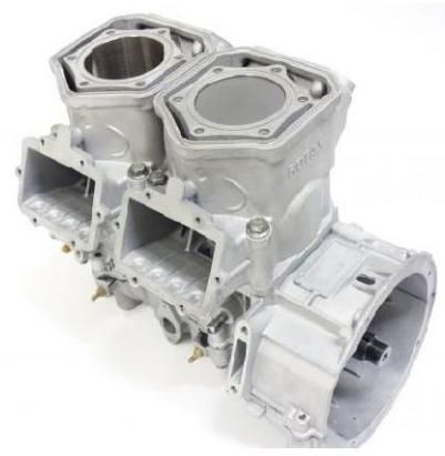 Puolimoottori 600 e-tec