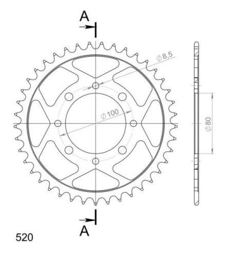 JT- Takahammasratas R819-2-41