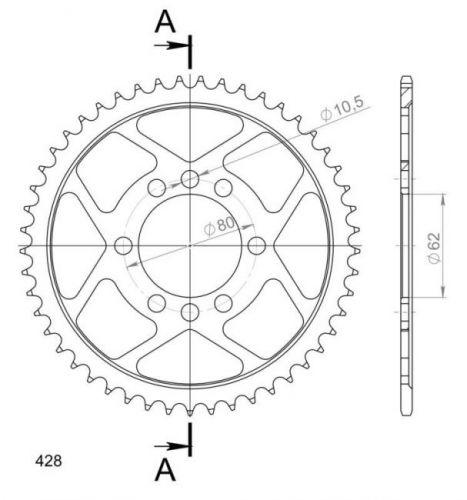 JT- Takahammasratas R843-49