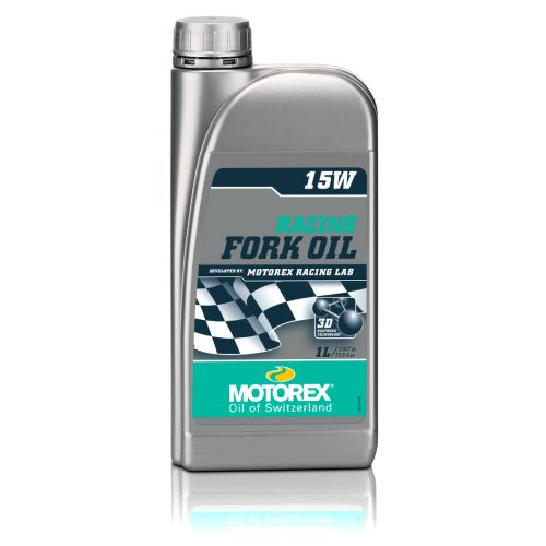 Motorex iskunvaimenninöljy 15W Racing Fork Oil 1 litra