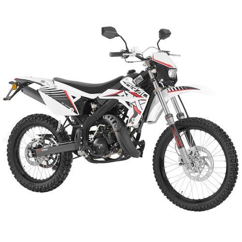 Drac RX Enduro valkoinen