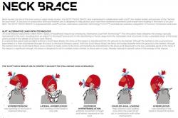 Scott Neck Brace 250