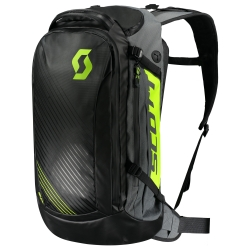SCOTT SMB 22-REPPU BLACK/NEON YELLOW