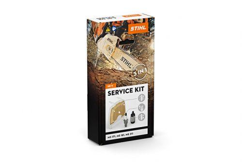 STIHL Service Kit 9, moottorisahoille MS 171, MS 181, MS 211