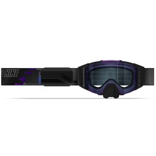 Kelkkalasit 509 Sinister X6 Ignite Purple lämmitetty tummentuva linssi