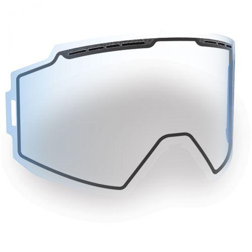 Lämmitetty linssi 509 Sinister X6 Ignite kelkkalaseihin Photochromatic Clear to Blue