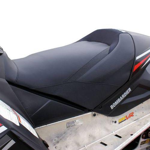 Skinz Satulan Päällinen Musta 2004 Ski-Doo MX-Z 600/800 HO Renegade X, 600/800 H