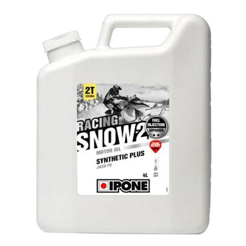 Snow Racing 2-tahti kelkkaöljy 4 litraa