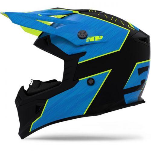 Tactical Helmet - Hi-Vis Blue