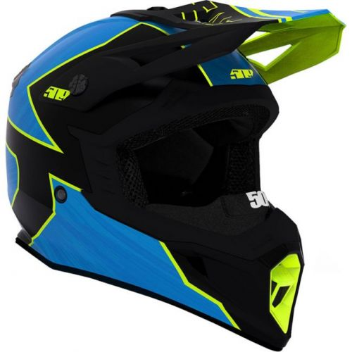Tactical Helmet - Hi-Vis Blue