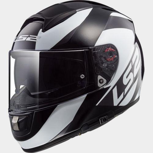 LS2 moottoripyöräkypärä FF397 Trident