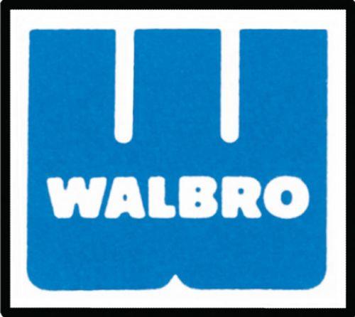 D10-WAT kalvosarja WALBRO