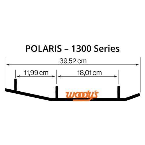 Ohjainrautapari Woody's WPI-1300 Polaris