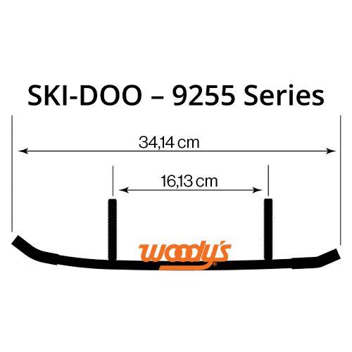 Ohjainrautapari Woody's WSD-9255 Ski-Doo
